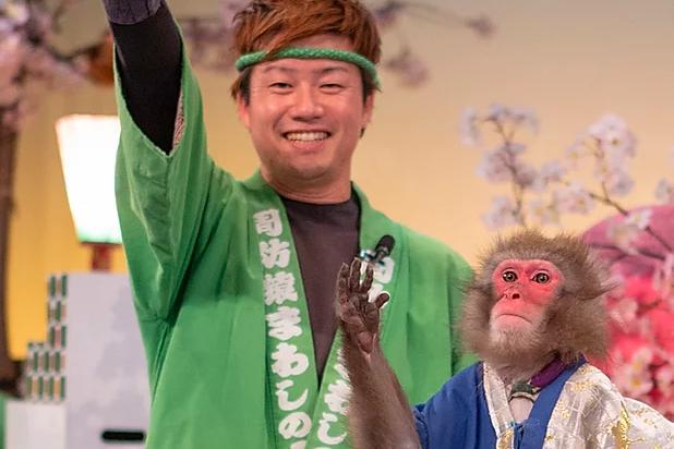Kawaguchiko Monkey Show Theater
